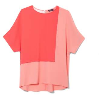 Vince Camuto Colorblock Top