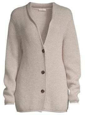 Max Mara Toano Virgin Wool Cardigan