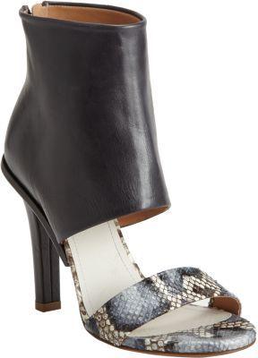 Maison Martin Margiela Python Combo Sandal Boot