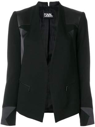 Karl Lagerfeld Ikonik Punto blazer