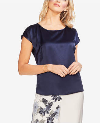 Vince Camuto Soft Satin Blouse