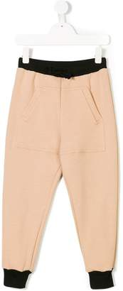Lost And Found Kids elasticated tracksuit bottoms