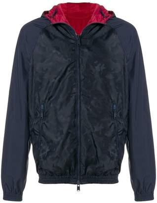 Emporio Armani camouflage print jacket