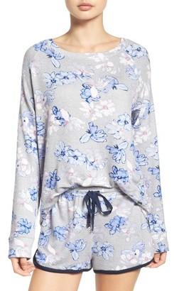 Women's Kensie Terry Sweatshirt $48 thestylecure.com