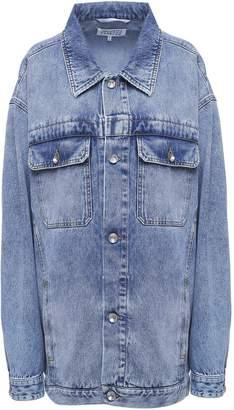 Maison Margiela Oversized Cotton-denim Jacket