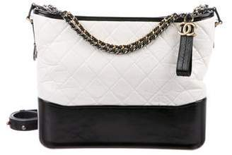 Chanel 2018 Large Gabrielle Hobo