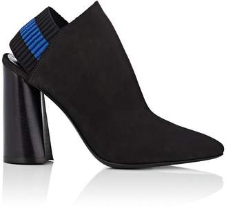 3.1 Phillip Lim Women's Drum Nubuck Slingback Ankle Booties