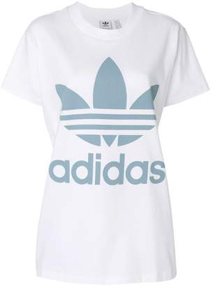 adidas Trefoil oversized T-shirt