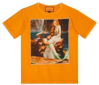 Gucci Oversize #GucciHallucination T-shirt