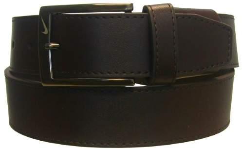 Nike Golf Men's G-Flex Flat Strap Double Stitch Belt, Brand New