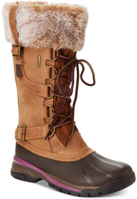 Jambu Wisconsin Waterproof Cold-Weather Boots Women Shoes