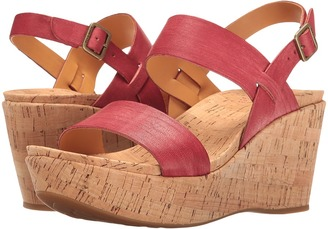 Kork-Ease - Austin Women's Wedge Shoes $145 thestylecure.com