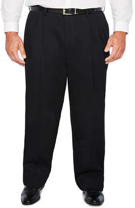 Co THE FOUNDRY SUPPLY The Foundry Big & Tall Supply Mens Pleated Pant - Big and Tall