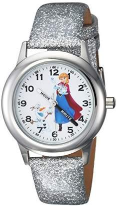 Disney Girl's 'Frozen Anna' Quartz Stainless Steel Casual Watch
