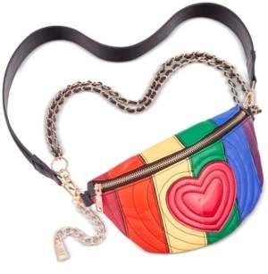 Steve Madden Convertible Love Belt Bag
