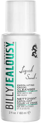 Billy Jealousy Travel Size Liquid Sand Exfoliating Face Cleanser (2 OZ)