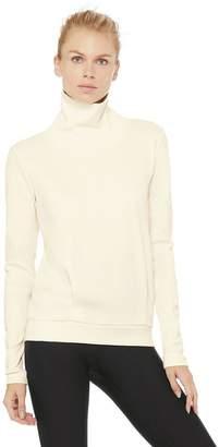 Alo Yoga Clarity Long-Sleeve Sweatshirt - Women's