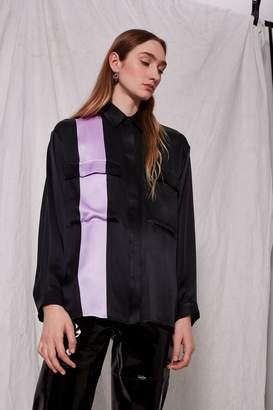 Boutique **silk shirt