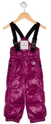 Moncler Girls' Snow Jumpsuit
