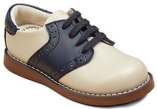 FootMates Toddler's & Kid's Leather Oxford Saddle Shoes