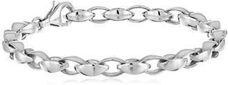 Zina Sterling Silken Link Bracelet