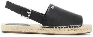 MICHAEL Michael Kors Fisher sling-back espadrilles