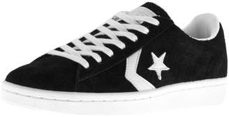 a446959294646e ... czech at mainline menswear converse star player pro suede ox trainers  black cb46e 2f4ee