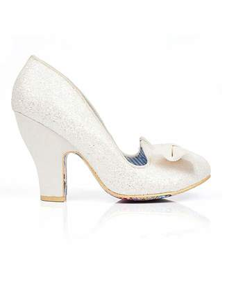 fe696a23e52 White Wedding   Bridal Shoes - ShopStyle UK