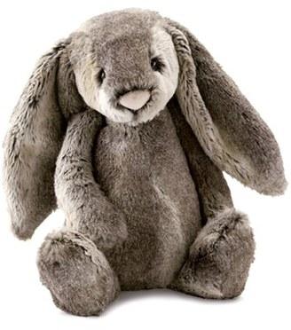 Infant Jellycat 'Huge Woodland Bunny' Stuffed Animal $65 thestylecure.com