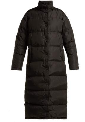 Prada Down-quilted technical-nylon padded coat