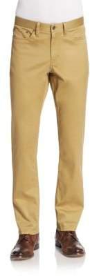 Saks Fifth Avenue Five-Pocket Stretch Cotton Pants