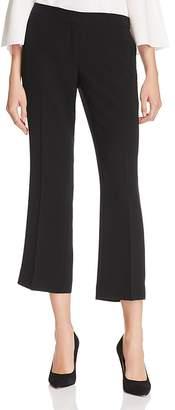 Lafayette 148 New York Manhattan Crop Flare Pants