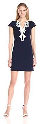 Eliza J Women's Cap Sleeve Sheath Dress