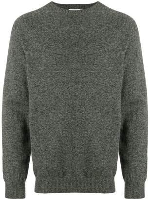 Sunspel loopback crewneck sweater