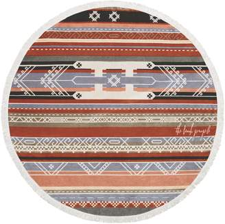 The Beach People Bedouin Roundie Beach Towel