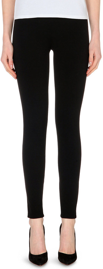 Theory Theory Shawn stretch-jersey leggings