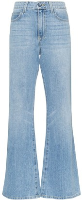 Eve Denim Jacqueline flared jeans