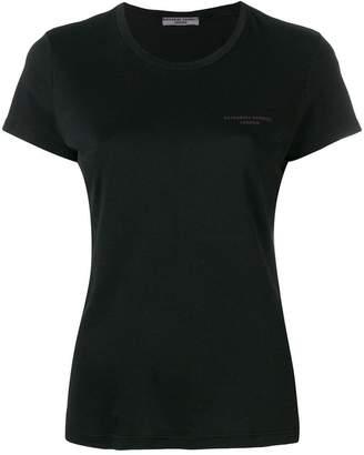 Katharine Hamnett logo print T-shirt