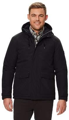 Regatta Black 'Syrus' Insulated Hooded Waterproof Jacket