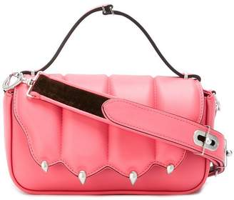 Marco De Vincenzo claw design shoulder bag