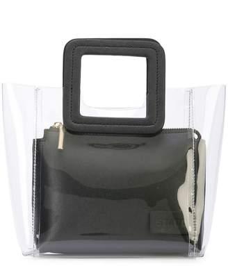 Staud small top handle tote bag
