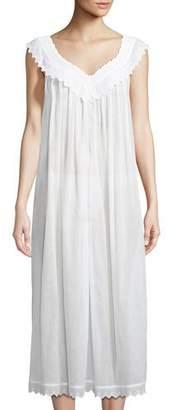 Celestine Antigone Sleeveless Long Nightgown