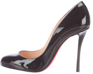 Christian Louboutin  Christian Louboutin Merci Allen 100 Patent Leather Pumps w/ Tags