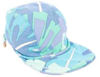 Emilio Pucci Patterned Baseball Cap
