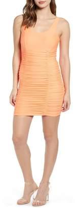 Tiger Mist Santa Clara Body-Con Dress