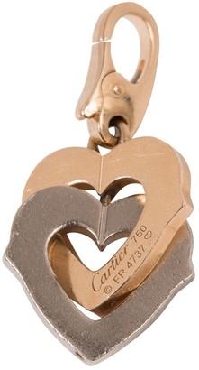 Cartier Pink gold pendant