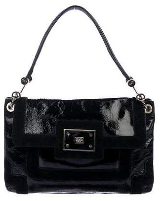 Anya Hindmarch Patent Leather Shoulder Bag