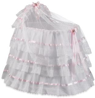 Bed Bath & Beyond Pretty Baby Bassinet - Pink