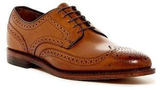 Allen Edmonds Stuttgart Wingtip Blucher - Extra Wide Width Available $395 thestylecure.com