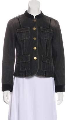 DKNY Denim Utility Jacket